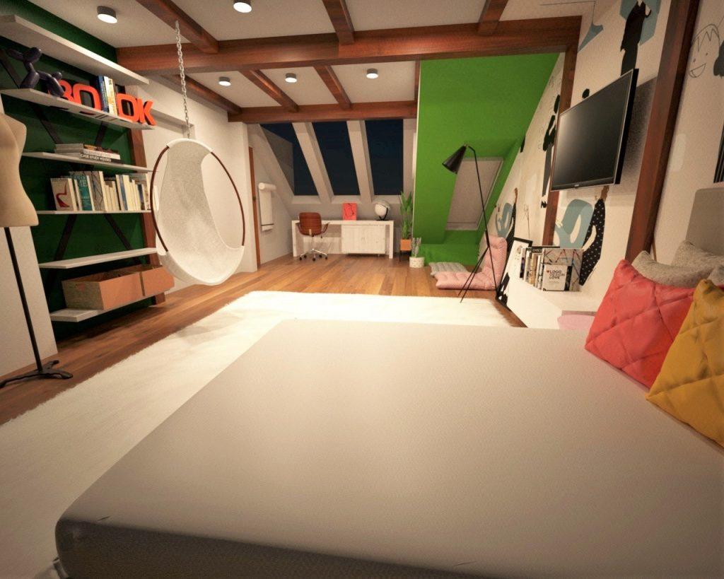 Design camera copii cluj